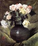 Roses 79 by  William Merritt Chase (Painting ID: SL-0079-KA)