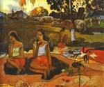 Sacred Spring 38 by  Paul Gauguin (Painting ID: GA-0338-KA)