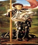 Saint George 22 by  Edward Burne Jones (Painting ID: CL-7022-KA)