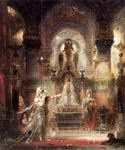 Salome Dancing before Herod by  Gustave Moreau (Painting ID: CM-2116-KA)
