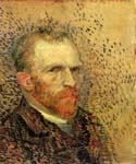 Self Portrait 2 by  Vincent Van Gogh (Painting ID: VG-0281-KA)