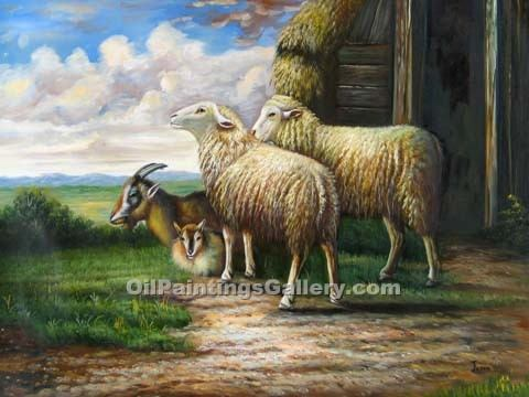 """Sheep and Goats"""