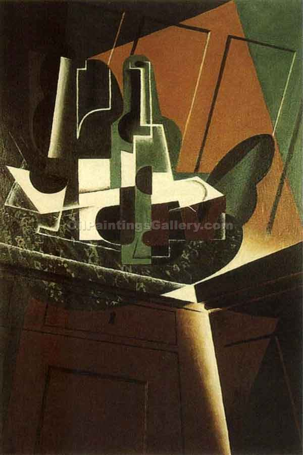 """Sideboard"" by  Juan Gris"