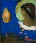 Sita by  Odilon Redon (Painting ID: CK-0068-KA)