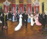 Society Evening by  Jean Beraud (Painting ID: CM-1049-KA)