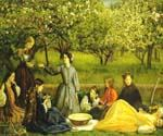 Spring 30 by  John Everett Millais (Painting ID: CM-0730-KA)