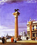 St. Mark by  Richard Parkes Bonington (Painting ID: CI-0199-KA)