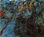 States of Mind those who go by  Umberto Boccioni (Painting ID: AB-0343-KA)