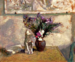 Still LIfe with Leda by  Edouard Vuillard (Painting ID: SL-0399-KA)