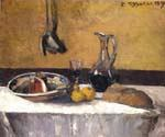 Still Life 10 by  Camille Pissarro (Painting ID: SL-2010-KA)