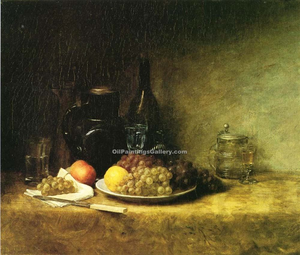 """Still Life 26"" by  John Ottis Adams"