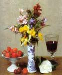 Fantin Latour Oil Paintings