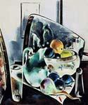 Still Life 64 by  Preston Dickinson (Painting ID: SL-1164-KA)
