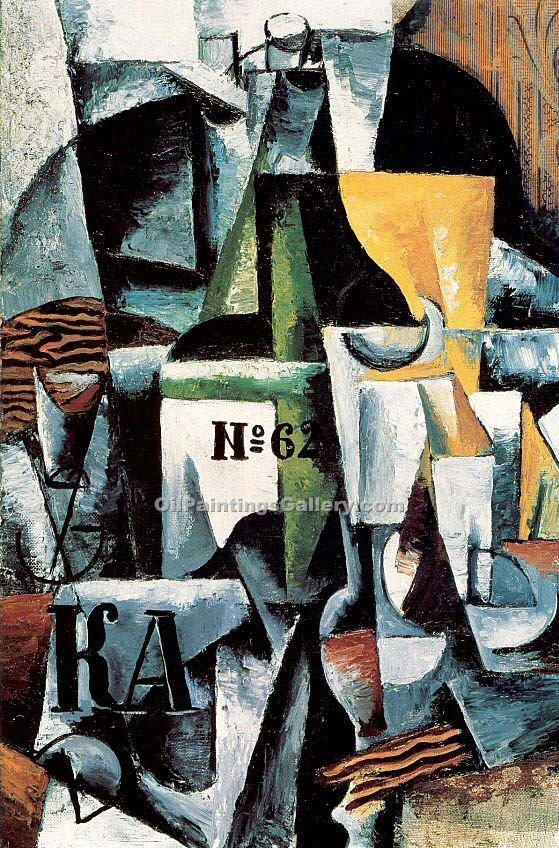 """Still Life 66"" by  Lyubov Popova"