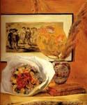 Still Life With Bouquet by  Pierre Auguste Renoir (Painting ID: SL-0213-KA)