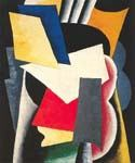 Still Life with Intsruments by  Lyubov Popova (Painting ID: AB-8460-KA)