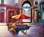 Store Front  (Painting ID: CI-1386-KA)