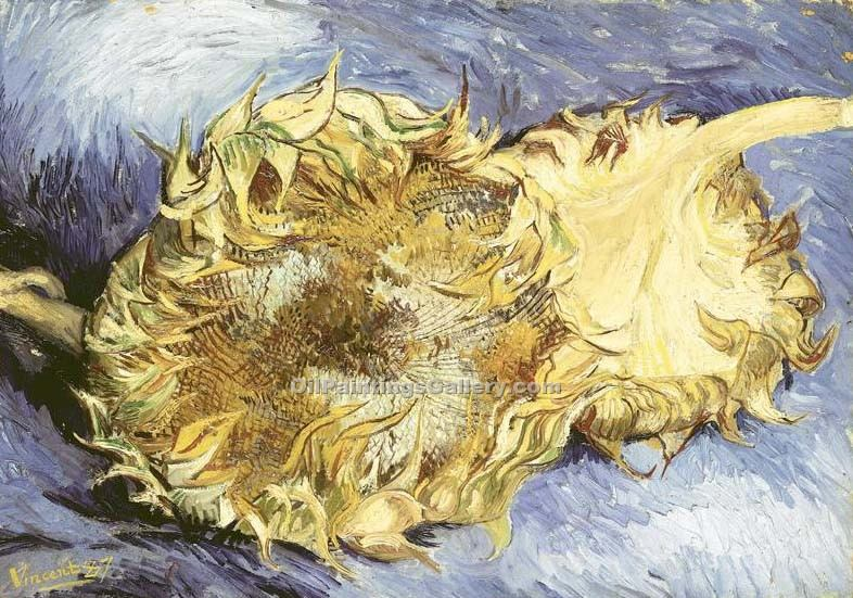 """Sunflowers 04"" by  Vincent Van Gogh"