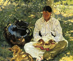 Sunspots by  Walter Ufer (Painting ID: ED-0184-KA)
