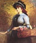Sweet Emma Morland by  John Everett Millais (Painting ID: CM-0723-KA)