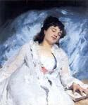 Sweet Repose by  Victor Gabriel Gilbert (Painting ID: CM-1047-KA)