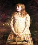 Sweetest Eyes Were Ever Seen by  John Everett Millais (Painting ID: CM-0719-KA)