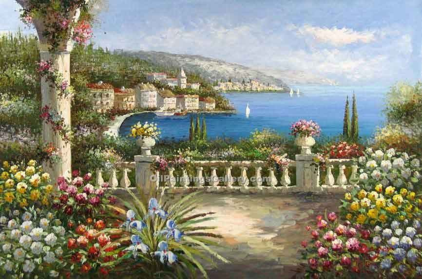 """Terrace in Portofino 80"""