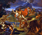 The Abduction of Proserpine by  Baciccio (Painting ID: DA-0120-KA)
