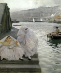 The Algal Port by  Anders Zorn (Painting ID: ED-0502-KA)
