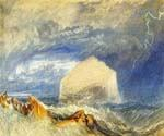 The Bass Rock by  William Turner (Painting ID: LA-6206-KA)