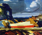 The Big Dory 70 by  George Bellows (Painting ID: LA-3570-KA)