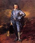 The Blue Boy by  Thomas Gainsborough (Painting ID: CM-1080-KA)