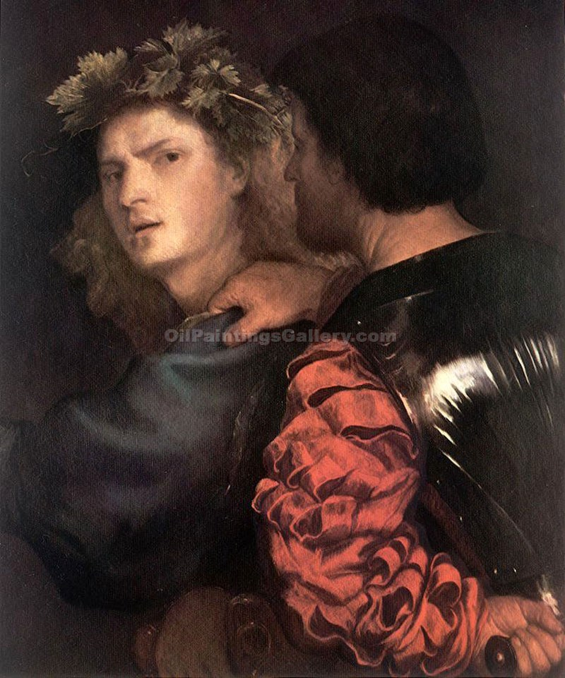 """The Bravo"" by   Titian"