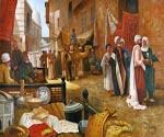 The Casbah Oil Painting (ID: AN-3256-D)