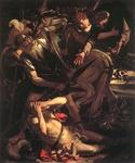 The Conversion of Saint Paul 64 by    Caravaggio (Painting ID: CM-0664-KA)