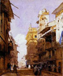 The Corsa Saint Anastasia, Verona by  Richard Parkes Bonington (Painting ID: CI-0201-KA)