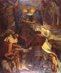 The Court of Death by  George Watts (Painting ID: CM-1381-KA)