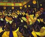 The Dance Hall at Arles by  Vincent Van Gogh (Painting ID: VG-0297-KA)