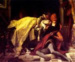 The Death of Francesca and Paolo by  Alexandre Cabanel (Painting ID: DA-7005-KA)