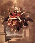The Ecstasy of St Paul by  Nicolas Poussin (Painting ID: CM-1409-KA)