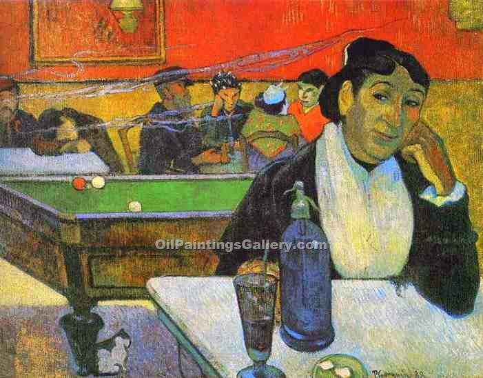"""The Four Breton Girls 64"" by  Paul Gauguin"