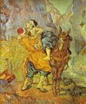 The Good Samaritan by  Vincent Van Gogh (Painting ID: VG-0287-KA)
