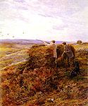 The Grouse Shoot by  Heywood Hardy (Painting ID: AN-2250-KA)