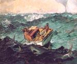The Gulf Stream by  Winslow Homer (Painting ID: LA-1859-KA)
