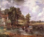 The Haywain by  John Constable (Painting ID: LA-2911-KA)