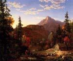 The Hunters Return 50 by  Thomas Cole (Painting ID: LA-5650-KA)