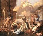 The Inspiration of the Poet 48 by  Nicolas Poussin (Painting ID: CM-1448-KA)