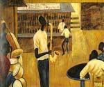 The Jazz Club  (Painting ID: GE-1522-KA)