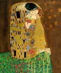 The Kiss 31 by  Gustav Klimt (Painting ID: EI-1831-KA)