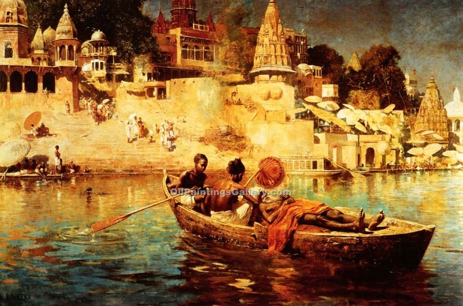 """The Last Voyage"" by  Edwin Lord Weeks"
